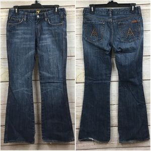 Women's Seven for all Mankind Bootcut Jeans 27x30